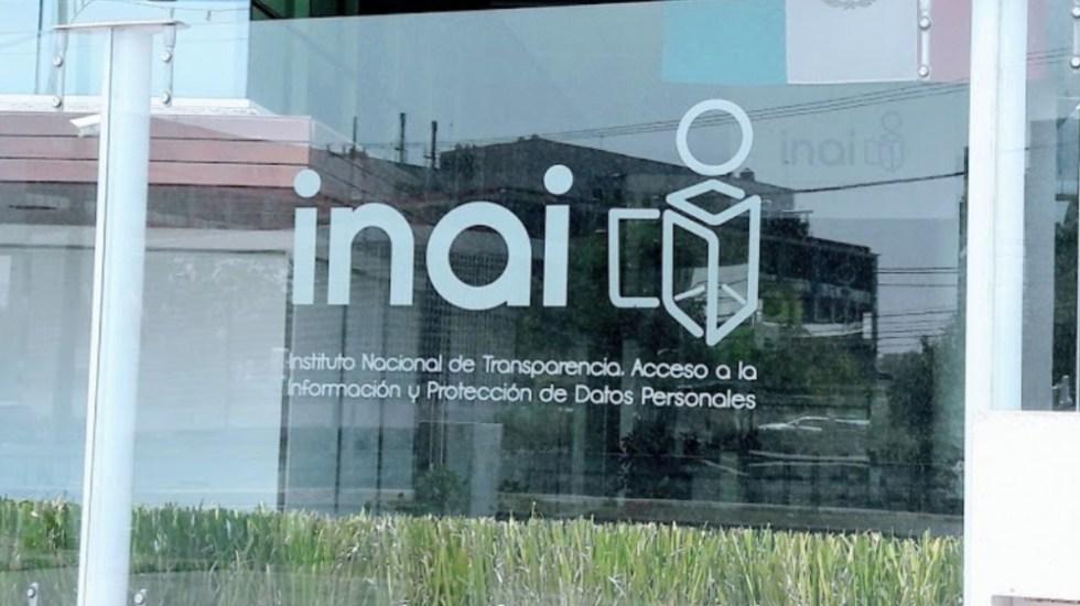 """Órganos autónomos, como el INAI, """"no sirven para nada"""": AMLO - INAI órganos autónomos"""