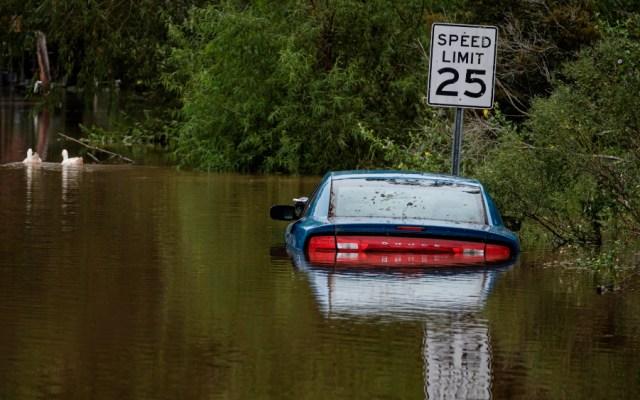 'Sally' deja un muerto y causa inundaciones en el sudeste de Estados Unidos - Foto de EFE