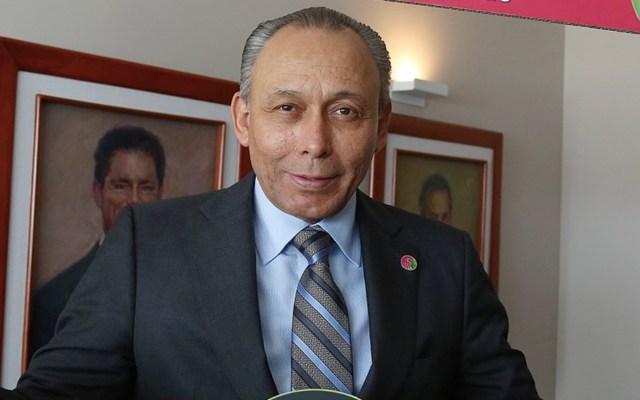José Reyes Baeza, exgobernador de Chihuahua, habría desviado 129 mdp del erario, confirma Santiago Nieto - Foto de Twitter José Reyes Baeza