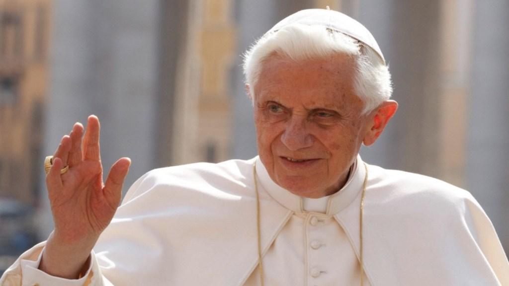 Benedicto XVI alcanza récord de longevidad de un papa - Foto de Crossroads Initiative