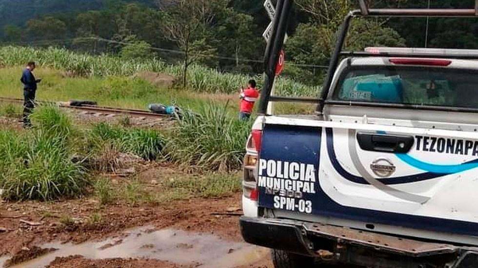 Prensa internacional condena asesinato del periodista Julio Valdivia; exigen justicia a autoridades mexicanas - Vista general del sitio donde el periodista mexicano Julio Valdivia fue asesinado y decapitado en Veracruz. Foto de EFE/STR.