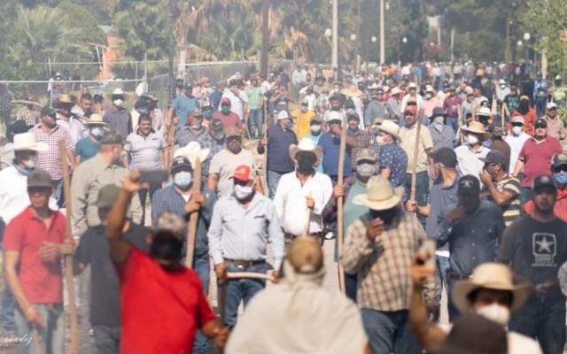 #Video Gobierno Federal acusa a funcionarios y exgobernadores de Chihuahua por conflicto en presa de Delicias - La Boquilla México presa toma