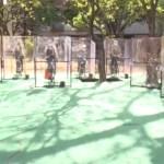 Gimnasio en Brasil innova con clases de spinning al aire libre