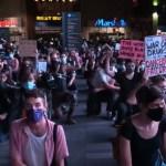 Policías heridos y decenas de detenidos en disturbios raciales en Louisville