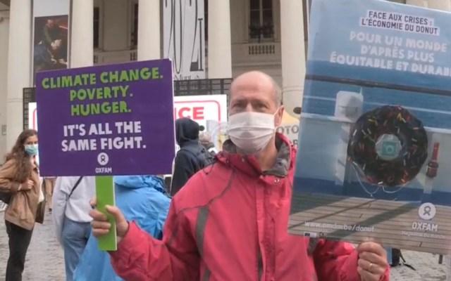 Europa se moviliza para combatir la crisis medioambiental en el Día de Acción Global por el clima
