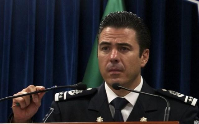 Giran orden de aprehensión, por tortura, contra Luis Cárdenas Palomino, excolaborador de García Luna - Foto de Milenio