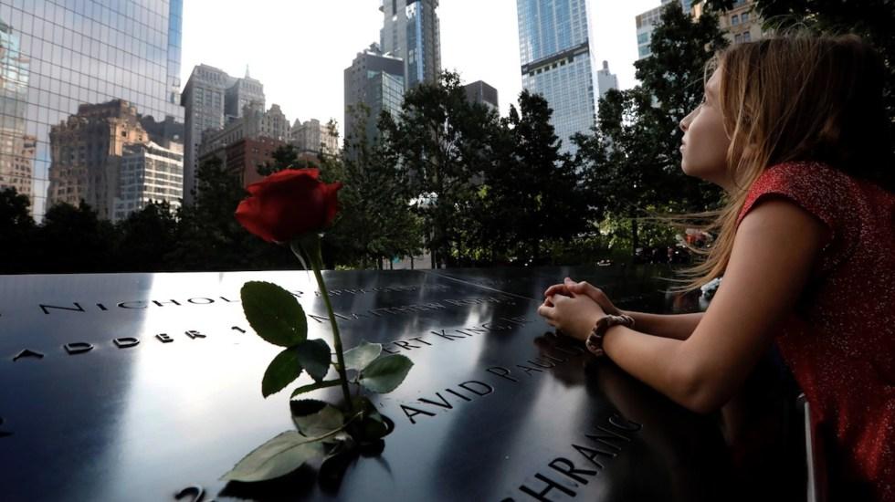 Estados Unidos recuerda atentados terroristas en ceremonia inusual por COVID-19 - Foto de EFE