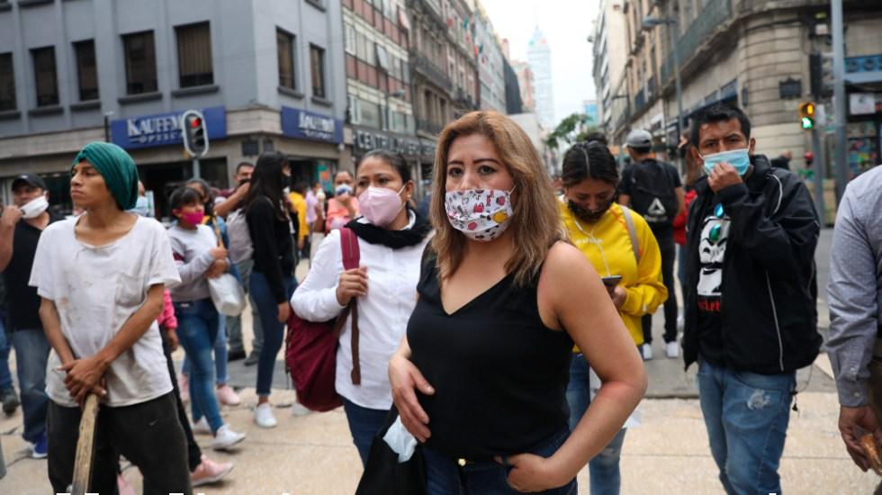 En últimas 24 horas, México registró 4 mil 863 nuevos casos confirmados y 388 decesos por COVID-19 - Foto de EFE