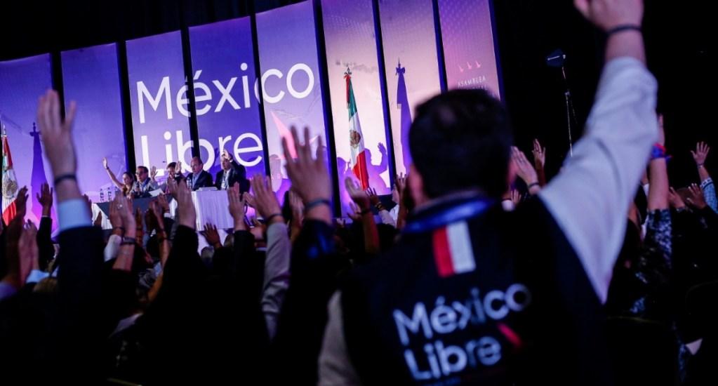 Por votación dividida, Tribunal Electoral niega registro a México Libre - México Libre organización