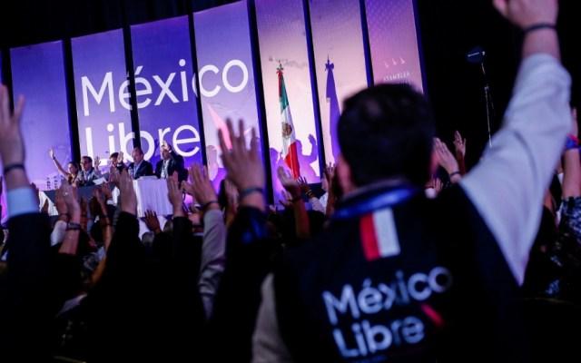 Ciro Murayama sostiene que México Libre no podía recibir donaciones por Clip. Calderón responde que es falso - México Libre organización