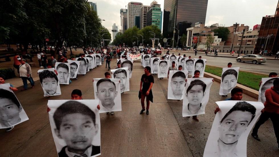Segob reconoce asesinatos de vinculados al caso Ayotzinapa - normalistas ayotzinapa