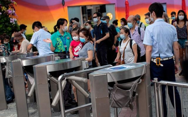 Segunda ola de contagios de COVID-19 en China es inevitable, asegura experto - Foto de EFE