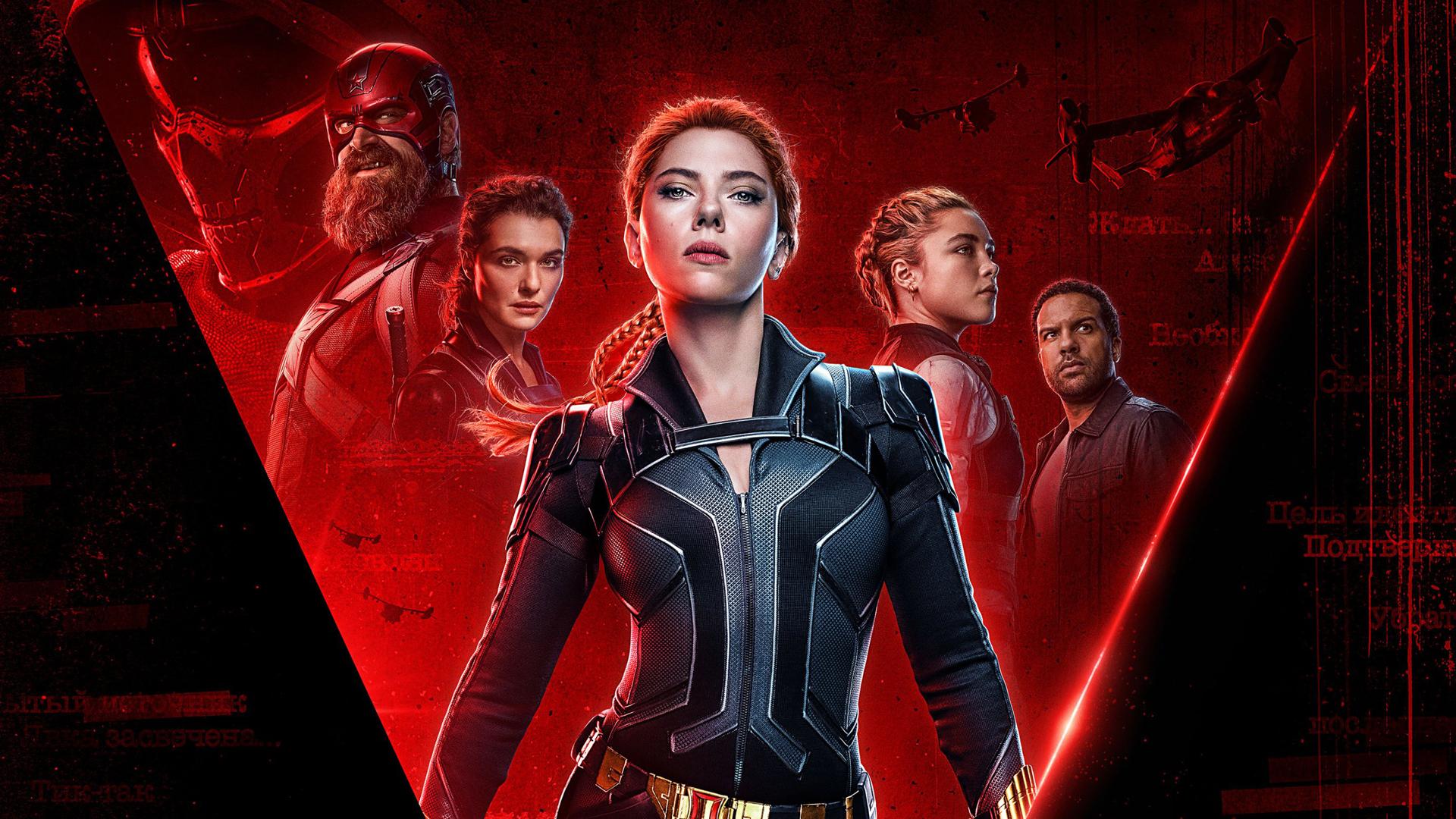 No será este año, 'Black Widow' retrasa su estreno hasta 2021