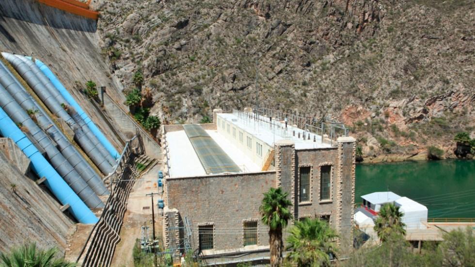 AMLO acusa al PAN de liderar disputa por el agua en Chihuahua - Vista de la Presa La Boquilla en Chihuahua. Foto de EFE