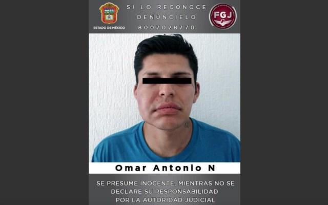 Detienen en Ixtapaluca, Estado de México, a presunto homicida - Foto de FGJEM