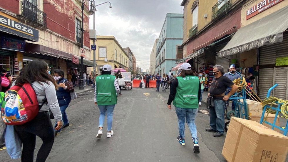 Invertirán gobierno e IP 75 mil mdp en plan de reactivación económica para Ciudad de México - Foto de Autoridad del Centro Histórico