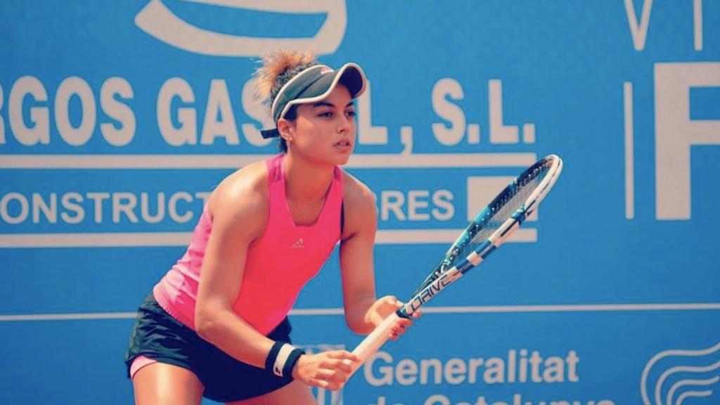 Renata Zarazúa clasifica, por primera vez, al cuadro principal de Roland Garros - Foto de Instagram Renata Zarazúa