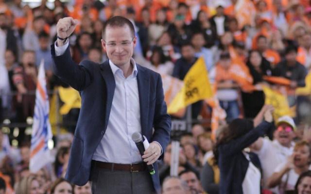 """AMLO será recordado como quien """"no estuvo a la altura del momento histórico"""", afirma Ricardo Anaya - Foto de Ricardo Anaya Cortés"""