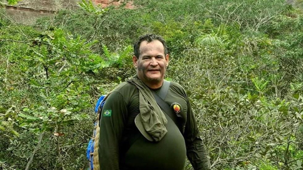 Flechazo de etnia no contactada en Brasil mata a reconocido activista - Activista Rieli Franciscato. Foto de Funai