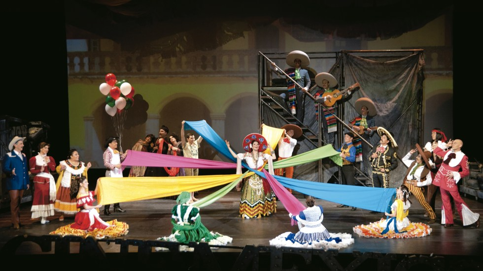 Regresa la obra de teatro musical 'Si nos dejan' vía streaming - Obra de teatro 'Si nos dejan'. Foto de Mejor Teatro