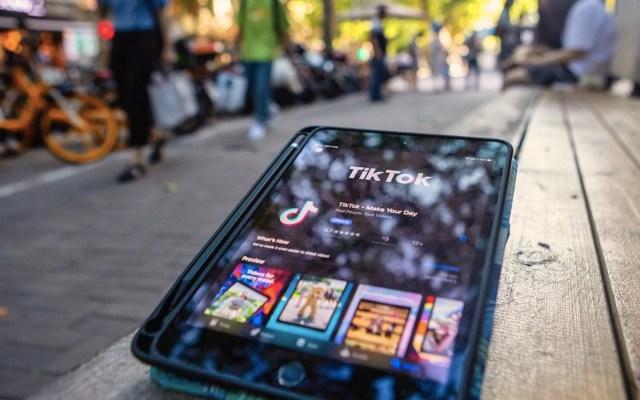 EE.UU. prohibirá, a partir del 20 de septiembre, uso de TikTok y WeChat - Foto de EFE