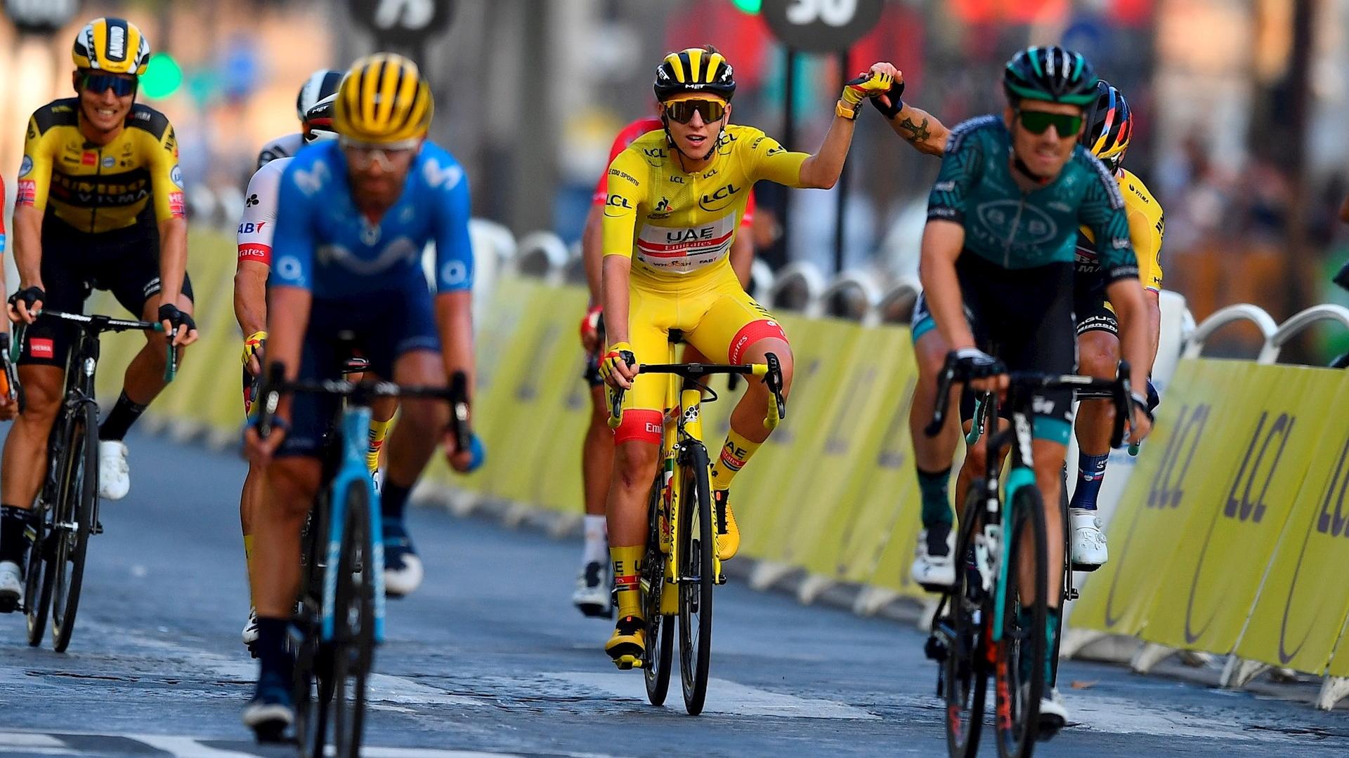 Tour de France Pogacar carreta ciclismo