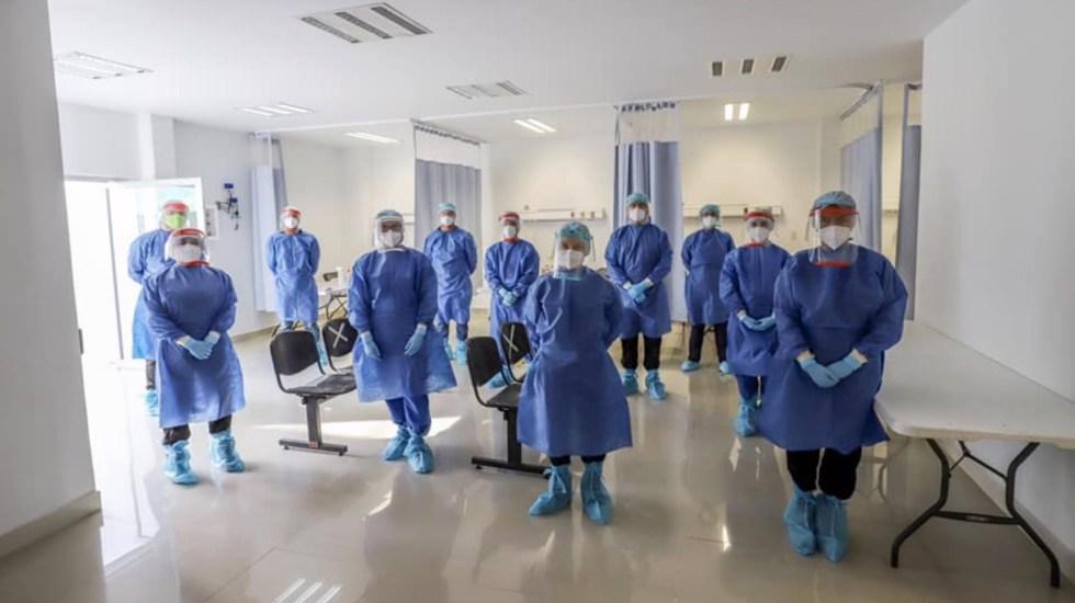 Universidad Autónoma de Querétaro prepara pruebas en animales de vacuna contra COVID-19 - Foto de Universidad Autónoma de Querétaro
