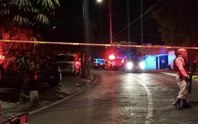 Identifican a 'Los Colombianos' como el grupo delictivo responsable de multihomicidio en velorio de Cuernavaca - Foto de Contra Réplica