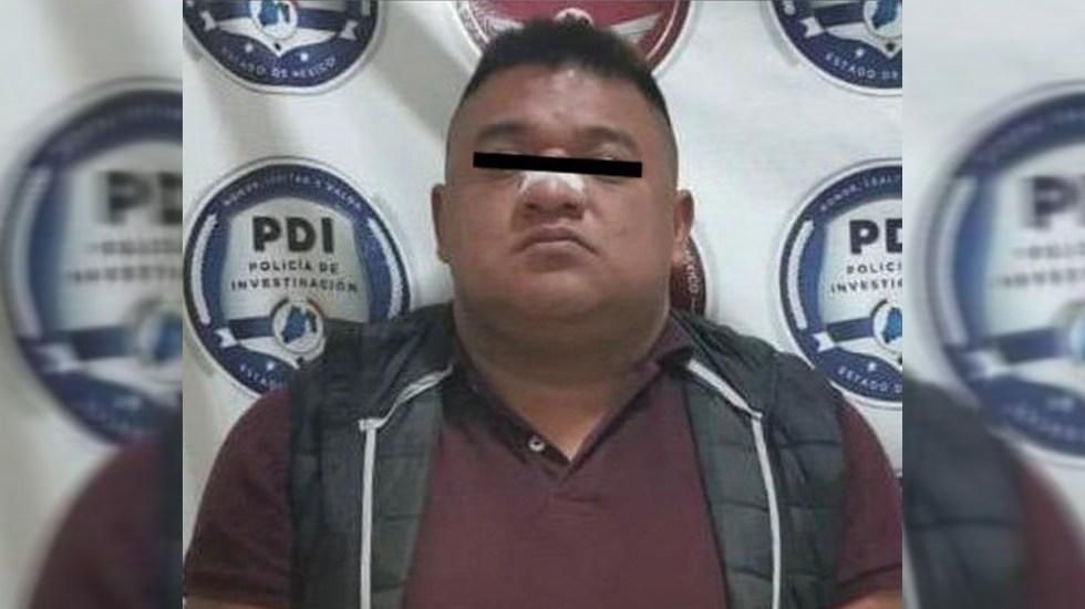 Vinculan a proceso en Edomex a presunto asesino de pasajero durante asalto a combi - Víctor Manuel N., presunto asaltante que disparó contra usuario del transporte público en Naucalpan. Foto de FGJEM