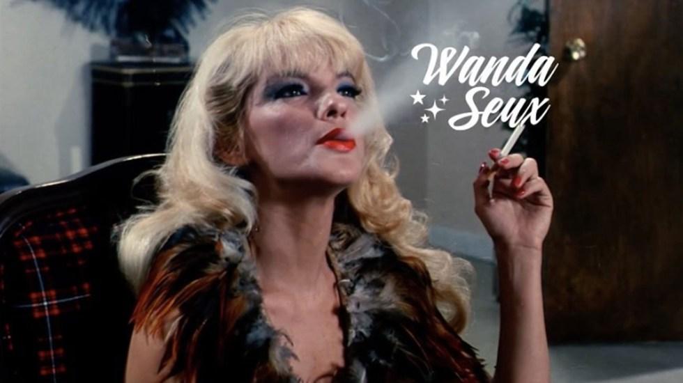 Murió a los 72 años la popular actriz y vedette Wanda Seux