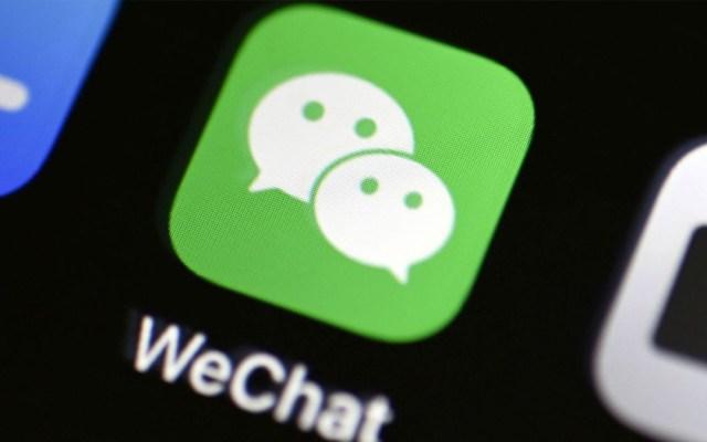 Jueza bloquea orden de Trump contra la aplicación china WeChat - WeChat. Foto de Shift Delete