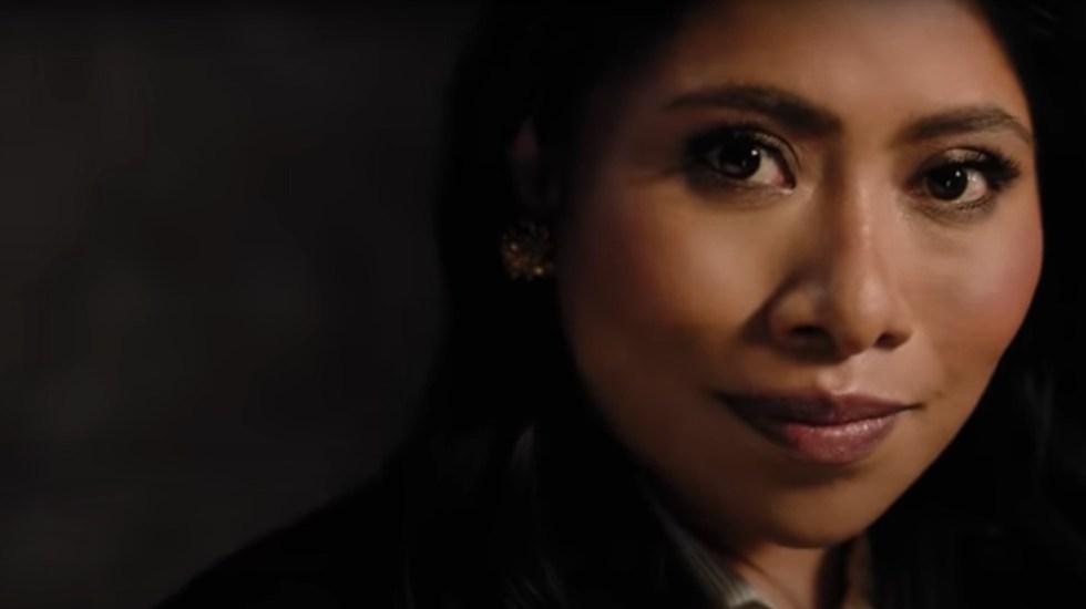 Yalitza Aparicio, la nueva imagen de Dior para resaltar el trabajo de mujeres que transforman al mundo - Captura de pantalla