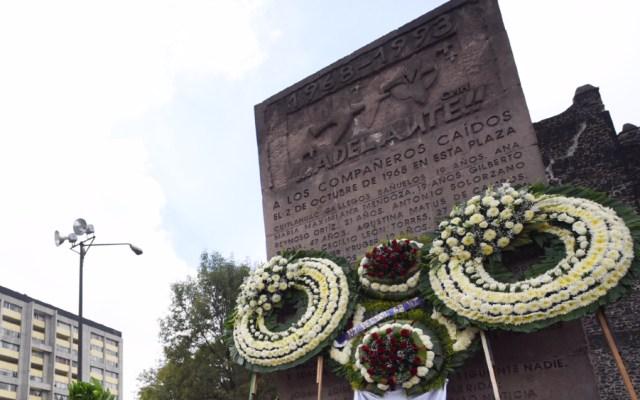 Clamor de justicia perdura por la masacre estudiantil del 2 de octubre de 1968 - Foto de lopezobrador.org.mx