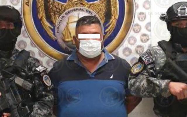 Detienen a Adán 'N', alias 'Gordo Paz', presunto sucesor de 'El Marro' - Adán El Azul Guanajuato Cártel Santa Rosa de Lima