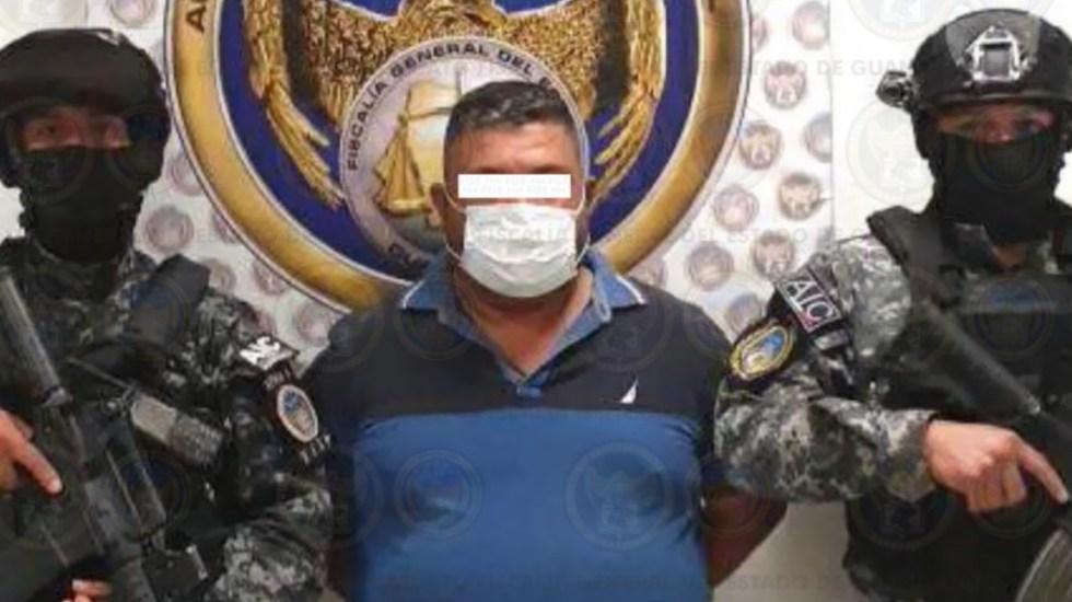 Vinculan a proceso a El Azul, presunto sucesor de 'El Marro' - Adán El Azul Guanajuato Cártel Santa Rosa de Lima