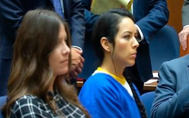 Alondra Ocampo, mano derecha de Naason Joaquín, se declara culpable de cuatro cargos - Alondra Ocampo. Foto Captura de pantalla