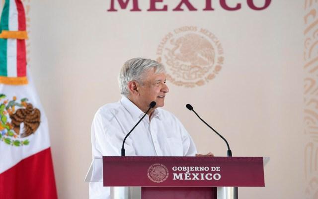"""No abandonaré a la población de Chihuahua, pese a diferencias con autoridades estatales"": AMLO - López Obrador de gira por Chihuahua. Foto Presidencia"