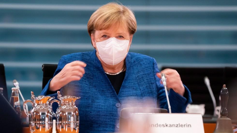 """Merkel augura meses """"muy, muy difíciles"""" para Alemania, según 'Bild' - Foto de EFE"""