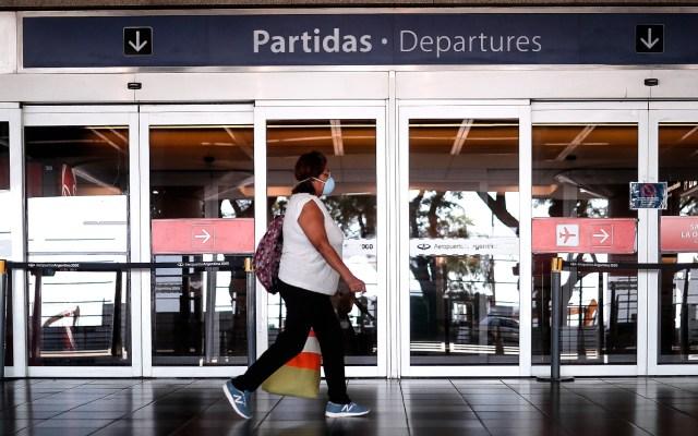 Argentina abrirá las fronteras aéreas y marítimas a países vecinos para el turismo - Foto de EFE