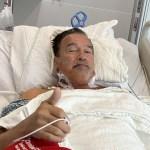 """Revela Arnold Schwarzenegger cirugía cardíaca; """"me siento fantástico"""", afirma"""