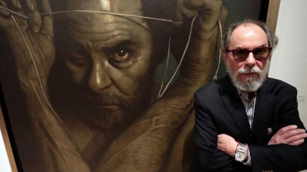 Murió, a los 75 años, el artista plástico Arturo Rivera - Foto de Noticias Querétaro