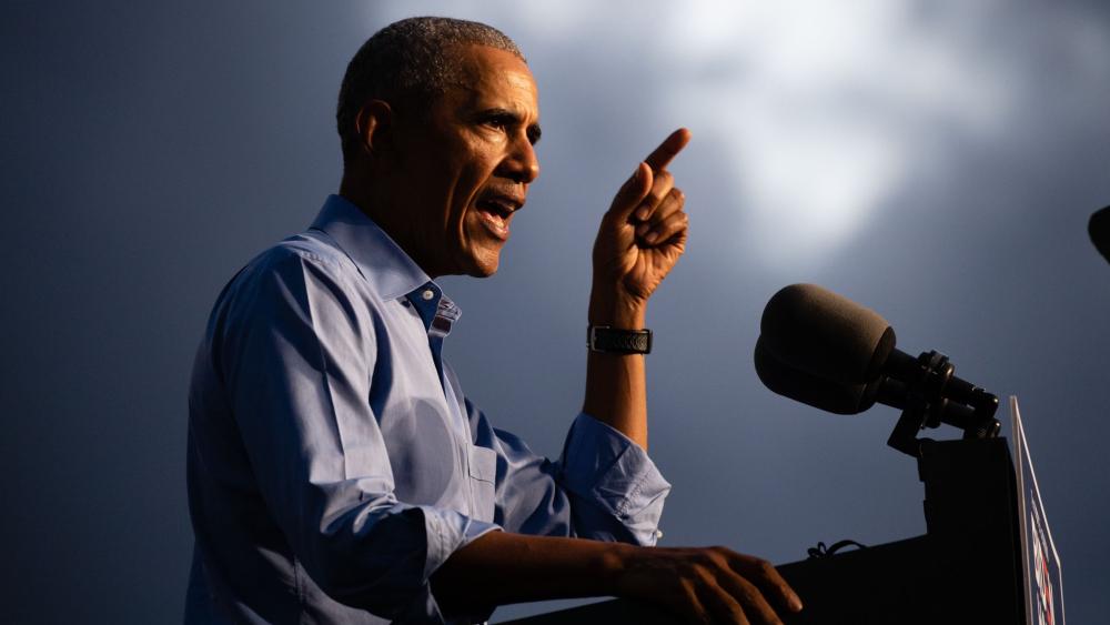 """Obama pide votar para sacar a EE.UU. de los """"tiempos oscuros"""" - Foto de @BarackObama"""