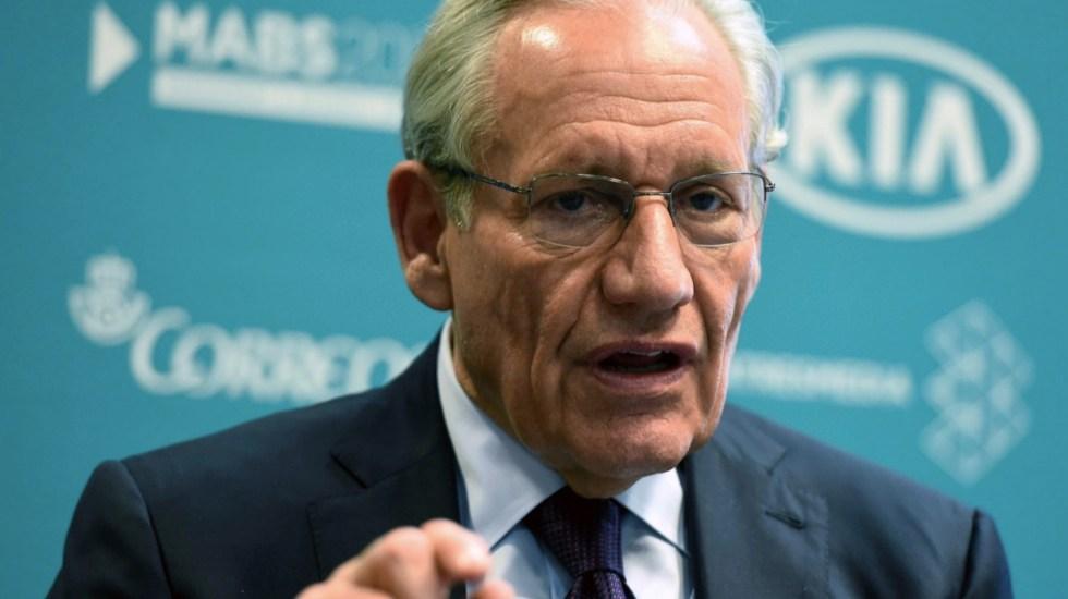 EE.UU. necesita la calma de Biden y no la rabia de Trump, asegura el periodista Bob Woodward - Foto de EFE