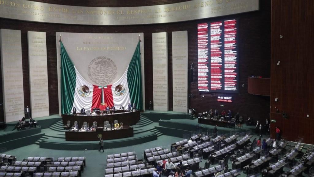 Declaran receso en Cámara de Diputados; análisis de Paquete Fiscal continuará el martes. Noticias en tiempo real