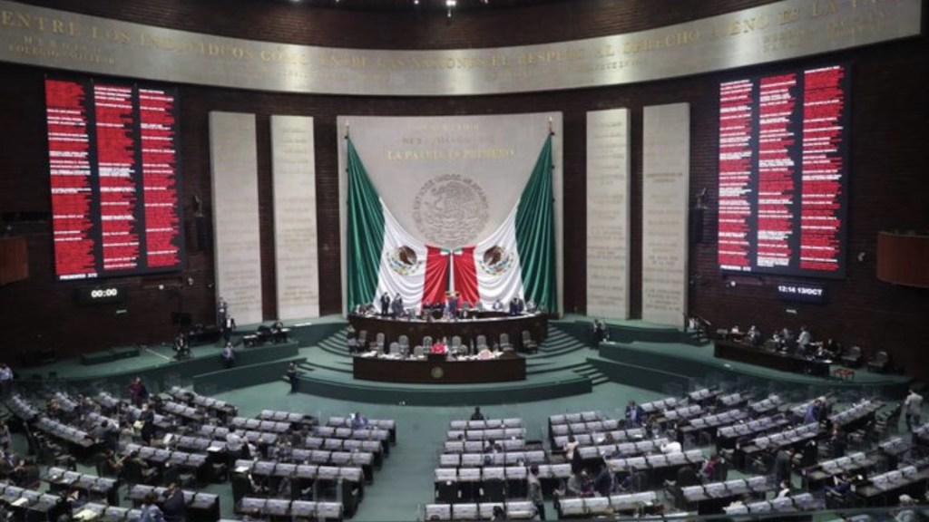 Cámara de Diputados expide convocatoria de consulta para juicio a actores políticos - Foto de Cámara de Diputados