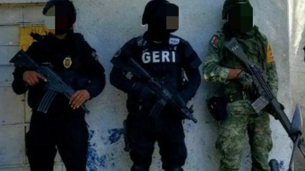 Detienen en nueve tras cinco cateos en Benito Juárez; decomisan drogas y aseguran cuatro inmuebles - Foto de Fiscalía General de Justicia de la CDMX