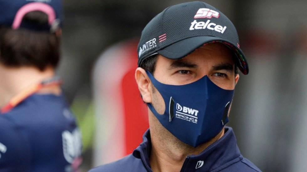 'Checo' Pérez seguirá en Fórmula 1 solo si es con Red Bull - Foto de EFE