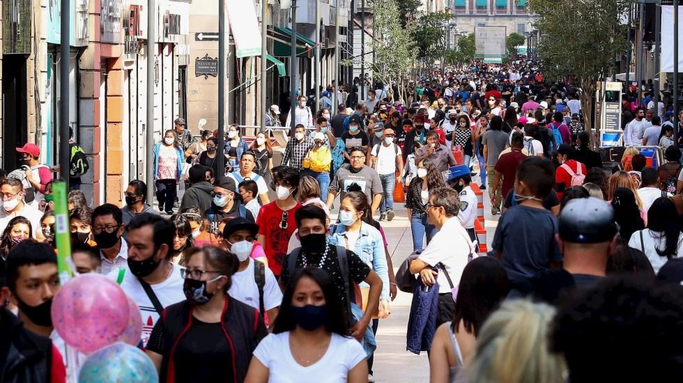 En las últimas 24 horas, en México se registraron 12 mil 159 casos positivos y 910 muertos por COVID-19 - Ciudad de México COVID-19 coronavirus pandemia Epidemia