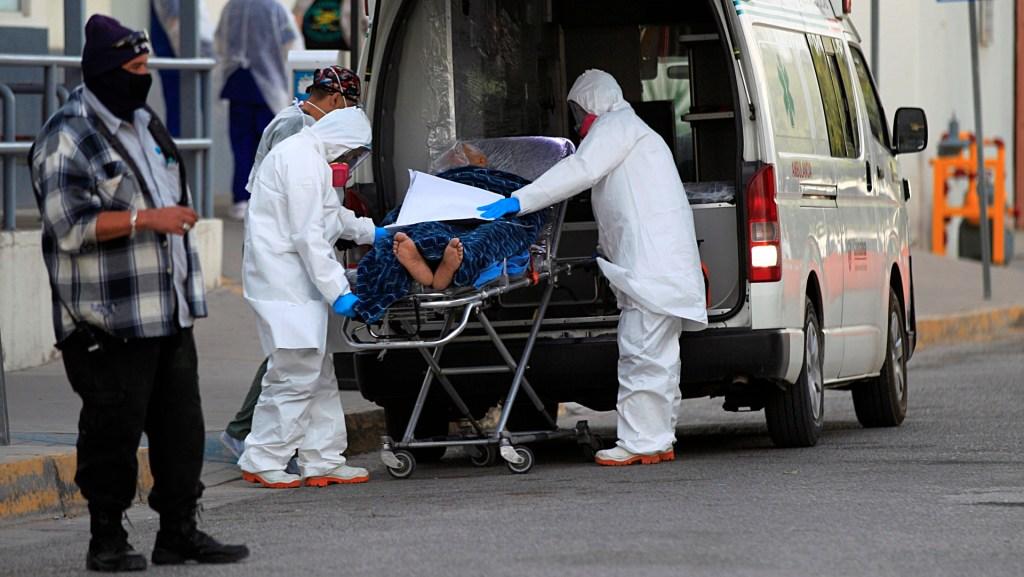 Casos de COVID-19 en el mundo ya superan los 45 millones - Foto de EFE