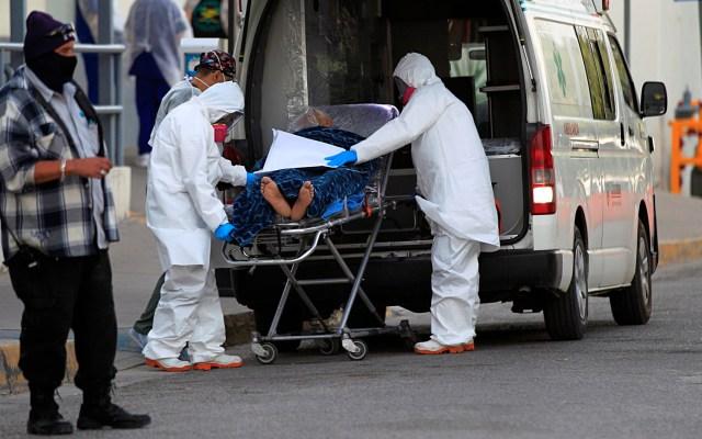 México presume su gestión de la pandemia frente a los rebrotes en Europa - Foto de EFE